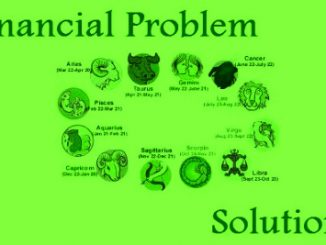 Lal Kitab Remedies For Financial Problems